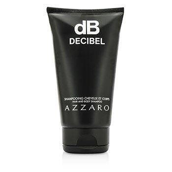 Loris Azzaro Decibel Hair & Body Shampoo (uemballert)  150ml/5oz