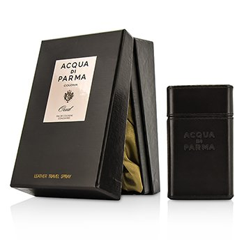 Acqua Di Parma Colonia Oud Eau De Cologne Concentree Leather Travel Spray  30ml/1oz
