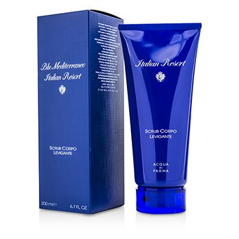 Acqua Di Parma Blu Mediterraneo Italian Resort Smoothing Body Scrub  200ml/6.7oz