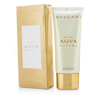 Bvlgari Aqva Divina Bath & Shower Gel  100ml/3.4oz