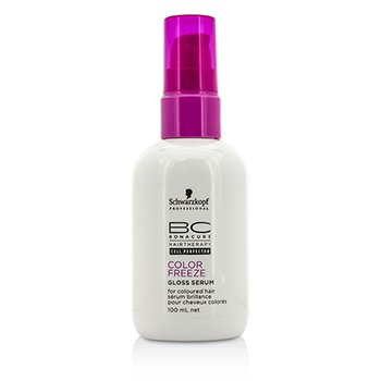 Schwarzkopf BC Color Freeze Gloss Serum (For Coloured Hair)  100ml/3.4oz