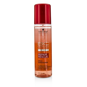Schwarzkopf BC Repair Rescue Spray Conditioner (For Damaged Hair)  200ml/6.7oz