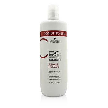 Schwarzkopf BC Repair Rescue Conditioner (For Damaged Hair)  1000ml/33.8oz