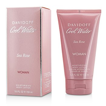 Davidoff Cool Water Sea Rose Loci�n Corporal  150ml/5oz