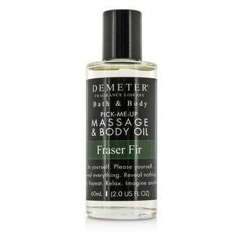 Demeter Fraser Fir Aceite para Cuerpo & Masaje  60ml/2oz