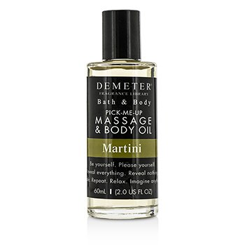 Demeter Martini Aceite Para Cuerpo & Masaje  60ml/2oz