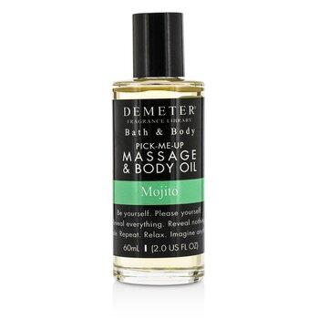 Demeter Mojito Aceite para Cuerpo & Masaje  60ml/2oz
