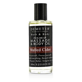 Demeter Mulled Cider Aceite Para Cuerpo & Masaje  60ml/2oz