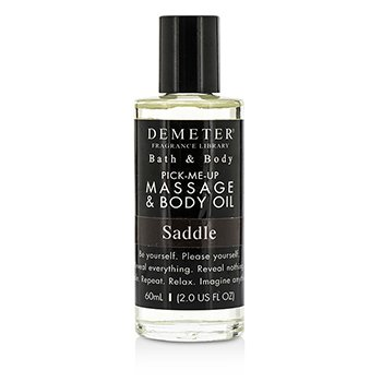 Demeter Saddle Massage & Body Oil  60ml/2oz