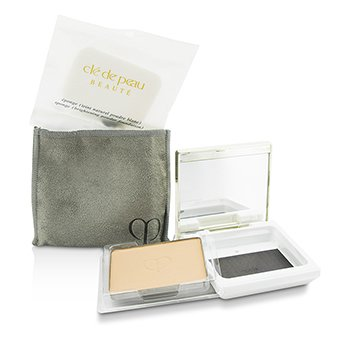 Cle De Peau Brightening Powder Foundation (Case + Refill) - #B10  11g/0.38oz