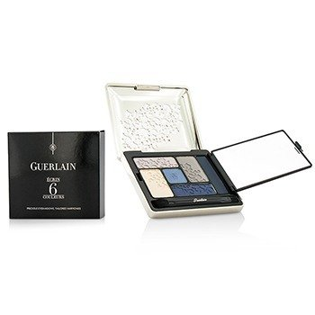 Guerlain Ecrin 6 Couleurs Paleta Color Ojos - # Beaugrenelle  7.3g/0.25oz