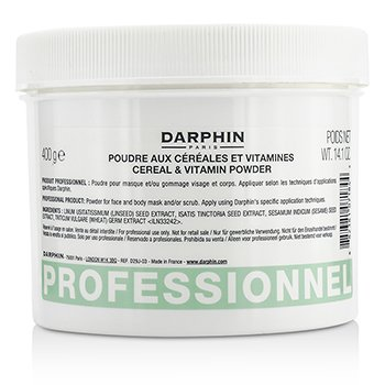 Darphin Cereal & Vitamin Powder (Salon Product)  400g/14.1oz