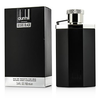 Dunhill Desire Black Eau De Toilette Spray  100ml/3.4oz