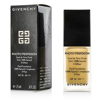 Givenchy Podkład do twarzy w płynie z filtrem SPF20 - Perfect Pecan  25ml/0.8oz
