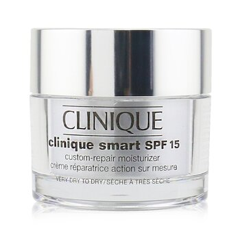 Clinique Smart Custom-Repair Moisturizer SPF 15 (Very Dry To Dry)  50ml/1.7oz