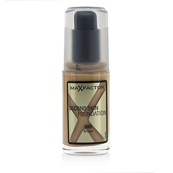 Max Factor Second Skin Base - #080 Bronze  30ml/1oz