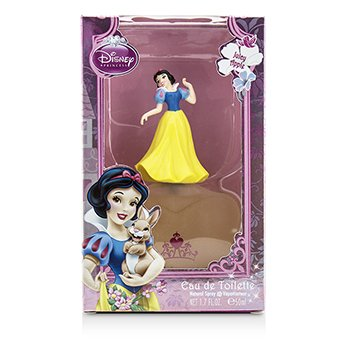 Air Val International Disney Snow White Eau De Toilette Spray (Edición Goma 3D)  50ml/1.7oz