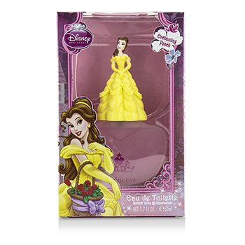 Air Val International Disney Belle Eau De Toilette Spray (Edición Goma 3D)  50ml/1.7oz