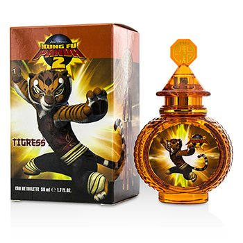 Dreamworks Kung Fu Panda 2 Tigress Туалетная Вода Спрей  50ml/1.7oz