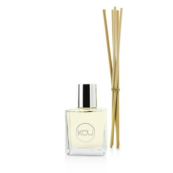 iKOU Aromacology Diffuser Reeds - Zen (Green Tea & Cherry Blossom - 9 months supply)  -