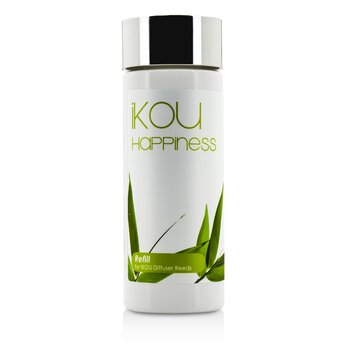 iKOU Diffuser Reeds Refill - Happiness (Coconut & Lime)  125ml/4.22oz