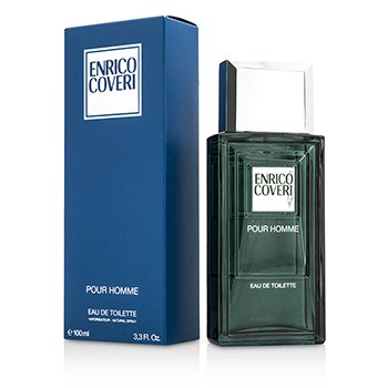 Enrico Coveri Pour Homme Eau De Toilette Spray  100ml/3.3oz