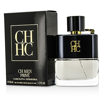 Carolina Herrera CH Prive Eau De Toilette Spray  50ml/1.7oz