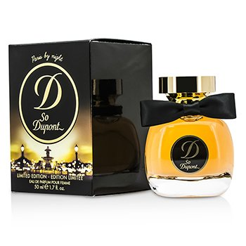 S. T. Dupont So Dupont Paris by Night Eau De Parfum Spray (Edici�n Limitada)  50ml/1.7oz