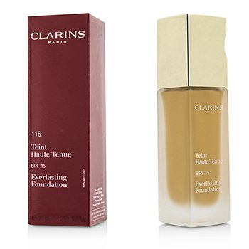 Clarins Everlasting Base SPF15 - # 116 Ginger  30ml/1.2oz