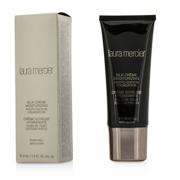 Laura Mercier Silk Creme Base Humectante Edición Foto - #Bamboo Beige  30ml/1oz