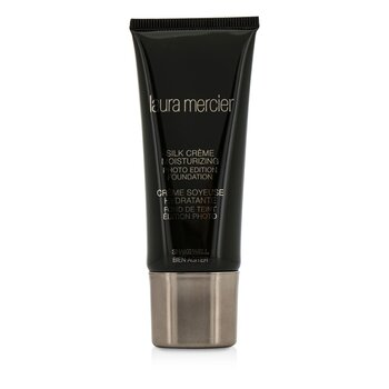 Laura Mercier Silk Creme Base Humectante Edición Foto - #Cashew Beige  30ml/1oz