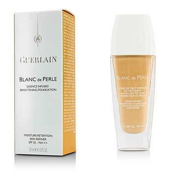 Guerlain Blanc De Perle Essence Infused Brightening Foundation SPF 25 - # 02 Beige Clair  30ml/1oz