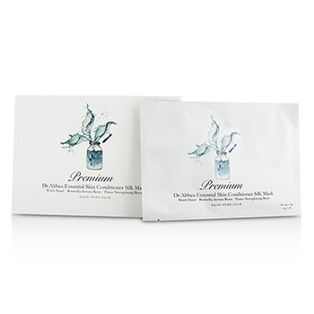 Dr. Althea Essential Skin Conditioner Silk Mask - Silk Sheet Type  5x28g/0.94oz