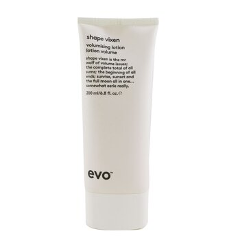 Evo Shape Vixen Volumising Lotion (For All Hair Types, Especially Fine Hair)  200ml/6.8oz
