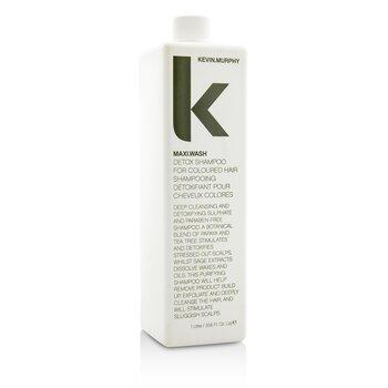 Kevin.Murphy Maxi.Wash (Detox Shampoo - For Coloured Hair)  1000ml/33.6oz