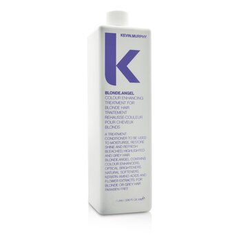 Kevin.Murphy Blonde.Angel Colour Enhancing Treatment (For Blonde Hair)  1000ml/33.6oz