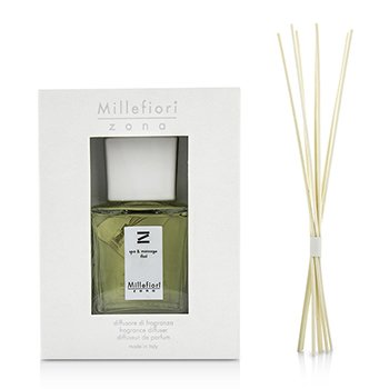 Millefiori Zona Fragrance Diffuser - Spa & Massage Thai  250ml/8.45oz