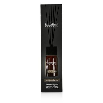 Millefiori Natural Fragrance Diffuser - Vanilla & Wood  100ml/3.38oz