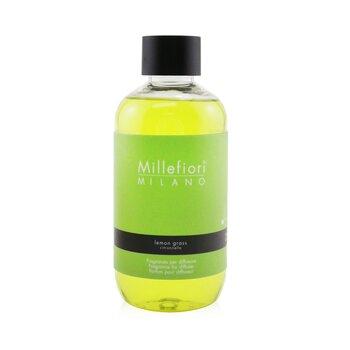 Millefiori معطر طبيعي (عبوة احتياطية) - عشب الليمون  250ml/8.45oz