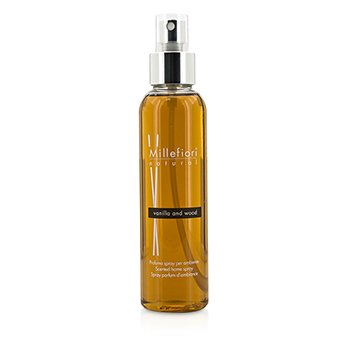 Millefiori Natural Scented Home Spray - Vanilla & Wood  150ml/5oz