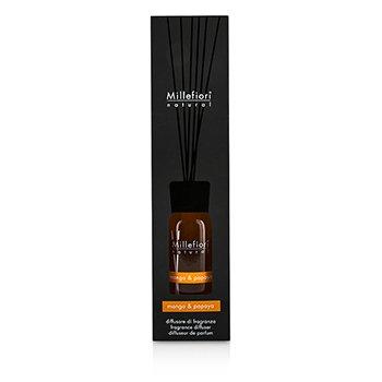 Millefiori Natural Fragrance Diffuser - Mango & Papaya  250ml/8.45oz