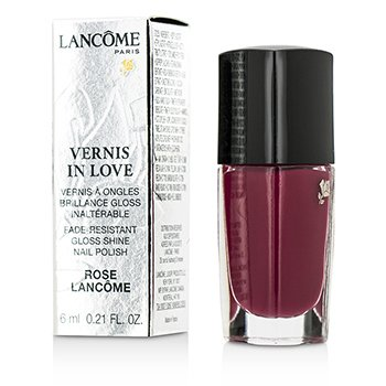 Lancome Vernis In Love Nail Polish - # 368N Rose Lancome  6ml/0.21oz
