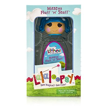 Lalaloopsy Mittens Fluff 'N' Stuff Eau De Toilette Spray  100ml/3.4oz