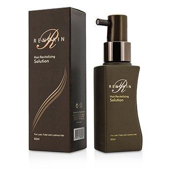 Renokin Αναζωογονητικό Διάλυμα Μαλλιών (Για Πλούσια, Λαμπερά Μαλλιά)  60ml/2oz