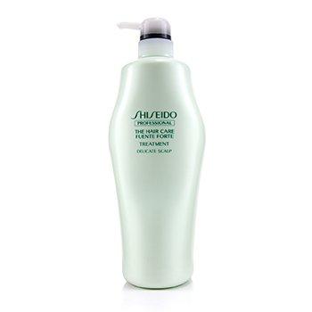 Shiseido The Hair Care Fuente Forte Tratament (Scalp Delicat)  1000g/33.8oz