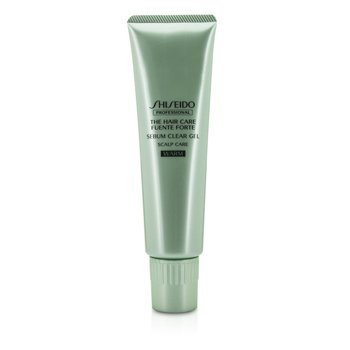 Shiseido Żel do mycia włosów The Hair Care Fuente Forte Sebum Clear Gel - # Warm (Scalp Pre-Cleaner)  150g/5oz