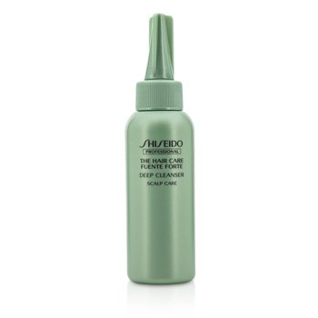 Shiseido The Hair Care Fuente Forte Deep Cleanser (Scalp Care)  100ml/3.4oz