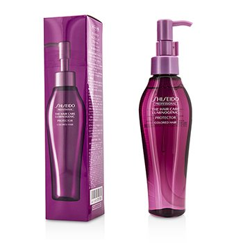 Shiseido The Hair Care Luminogenic Protector (Colored Hair)  120ml/4oz