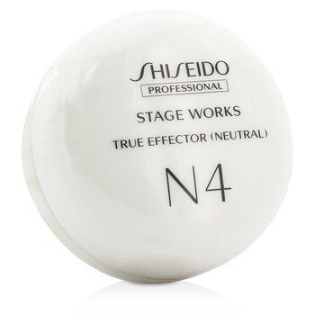 Shiseido Stage Works True Effector - # N4 (Нейтральний)  80g/2.8oz