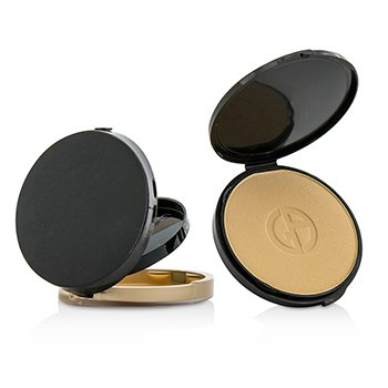Giorgio Armani Luminous Silk Powder Compact (Case+Refill) - # 4  9g/0.31oz